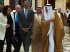 Obama e rei saudita discutem aliança e conflitos no Oriente Médio