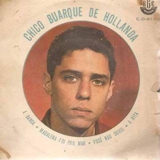 Chico Buarque (Foto: Instagram / Reprodução)