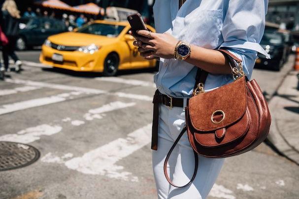 Campanha Street Style Handbag, da Michael Kors (Foto: Divulgação )