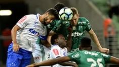 Palmeiras iguala após levar 3-0 do Cruzeiro e deixa vaga em aberto (Marcos Ribolli)