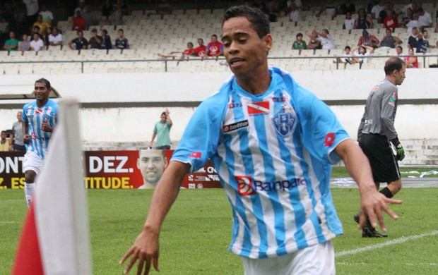 Picachú gol Paysandu (Foto: Tamara Saré / Futura Press)
