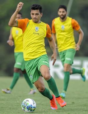 Renan Oliveira; América-MG (Foto: Carlos Cruz)