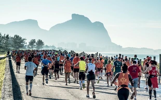 Leia o passo a passo e corra a Maratona do Rio  (Foto: Getty Images)