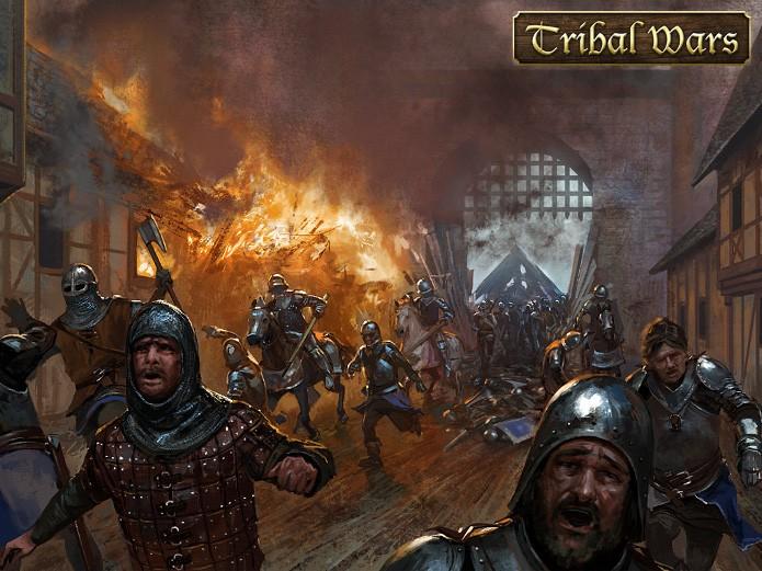 Tribal Wars: dicas para mandar bem no MMO para PCs (Foto: Divulgação) (Foto: Tribal Wars: dicas para mandar bem no MMO para PCs (Foto: Divulgação))