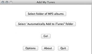 Add My Tunes