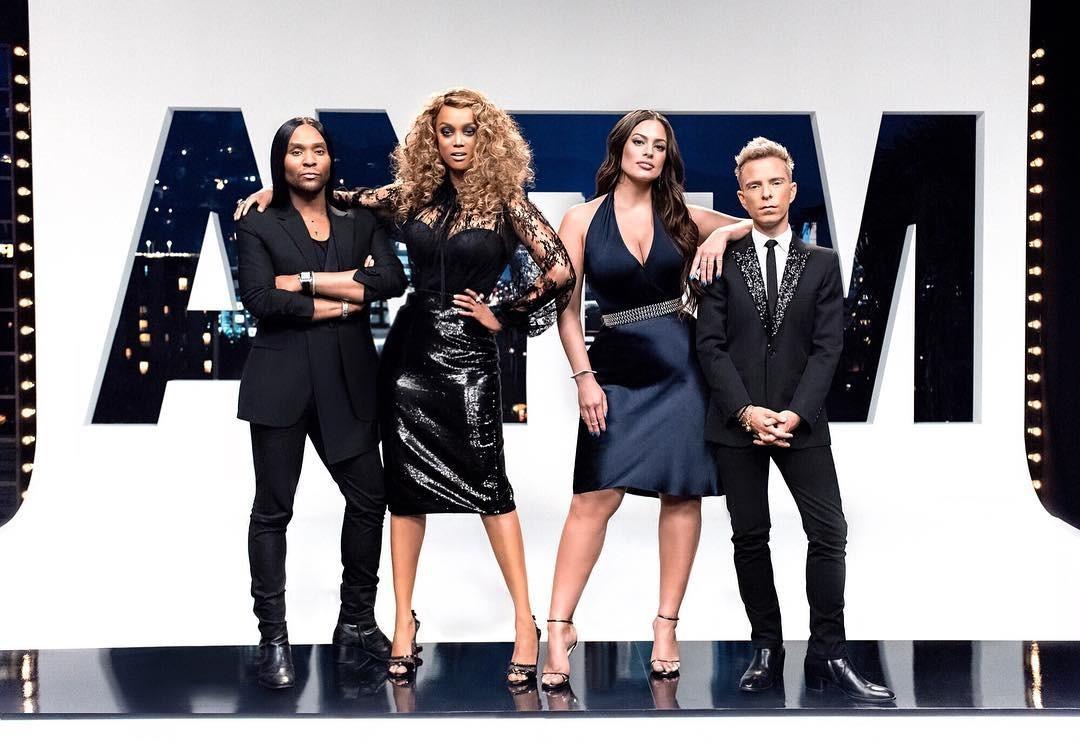 Ashley Graham passa a integrar o painel de jurados do reality show (Foto: Reprodução/ Instagram)