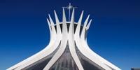 FOTOS: as principais obras do arquiteto (Marcelo Brandt/G1)