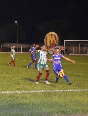 Iranduba-AM vence Espigão por 1 a 0 (Foto: Magda Oliveira)