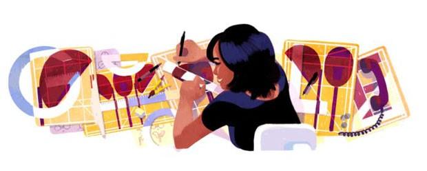 Chu Ming Silveira é homenageada pelo Google (Foto: Divulgação)