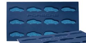 Forma de gelo Porsche (Foto: Divulgação)