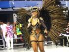 Famosas desfilam corpos menos sarados no carnaval 2013