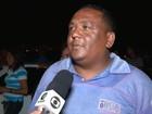 Centenas acompanham velório de PM morto em confronto com bandidos