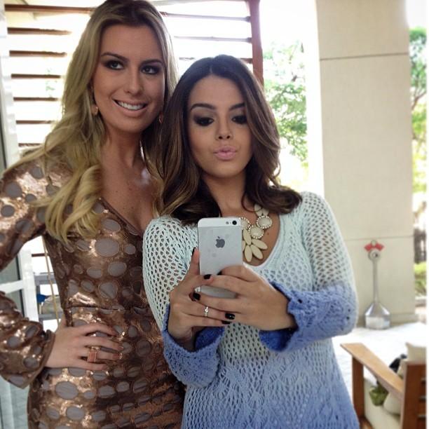 Fernanda e Giovanna Lancelotti (Foto: Reprodução/Instagram)