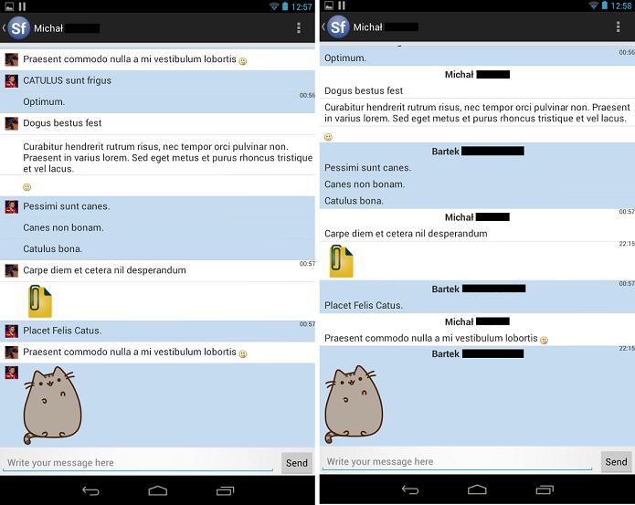 Privy Chat for Facebook esconde o status de visualização das mensagens no Facebook (Foto: Divulgação/Privy Chat for Facebook )