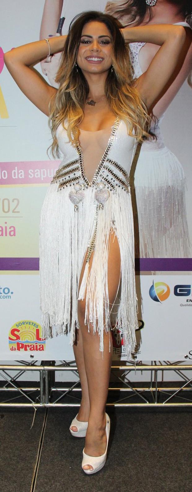 Lexa (Foto: Wallace Barbosa/AgNews)