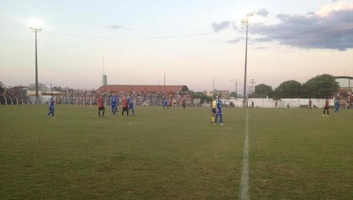 Vilhena e Pimentense se enfrentam no primeiro jogo da final do Sub-20 (Foto: Magda Oliveira)