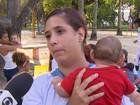 Mães de bebês com microcefalia relatam agressões e preconceito