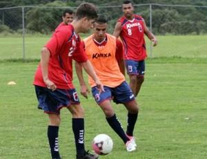 Luisinho Paraná (Foto: Divulgação/ Paraná Clube)