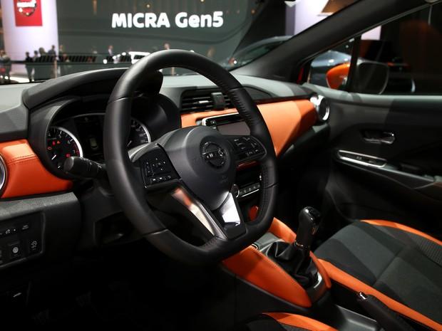 Nissan March/Micra (Foto: Divulgação/Newspress)