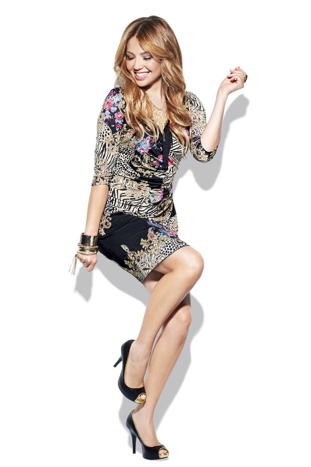 Thalia lança linha de roupas pela Macy´s (Foto: Divulgação)
