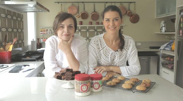 Danielle Nogueira Dhoye e Astrid Marie Simão, criadoras da Chez Moi Chez Toi (Foto: Divulgação)