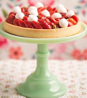 Torta de morango (Foto:  )