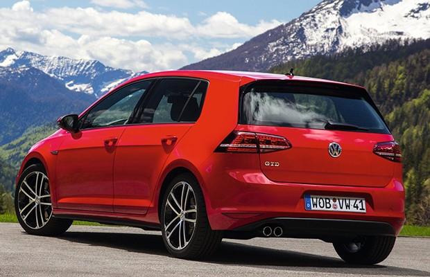 Volkswagen Golf GTD (Foto: Divulgação)