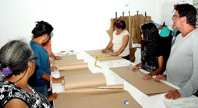 Escola de Moda - Itanhaém (Foto: divulgação)