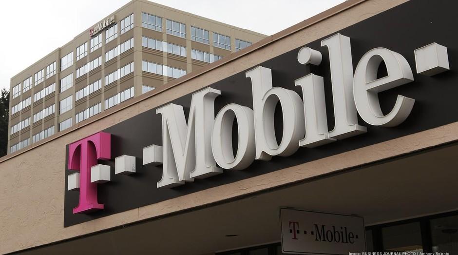 Escritório da T-Mobile (Foto: Divulgação)