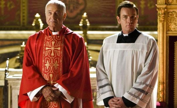 Mesmo após o sumiço de quatro cardeais, a Igreja não facilitará a busca de Robert (Foto: Divulgação / Reprodução)