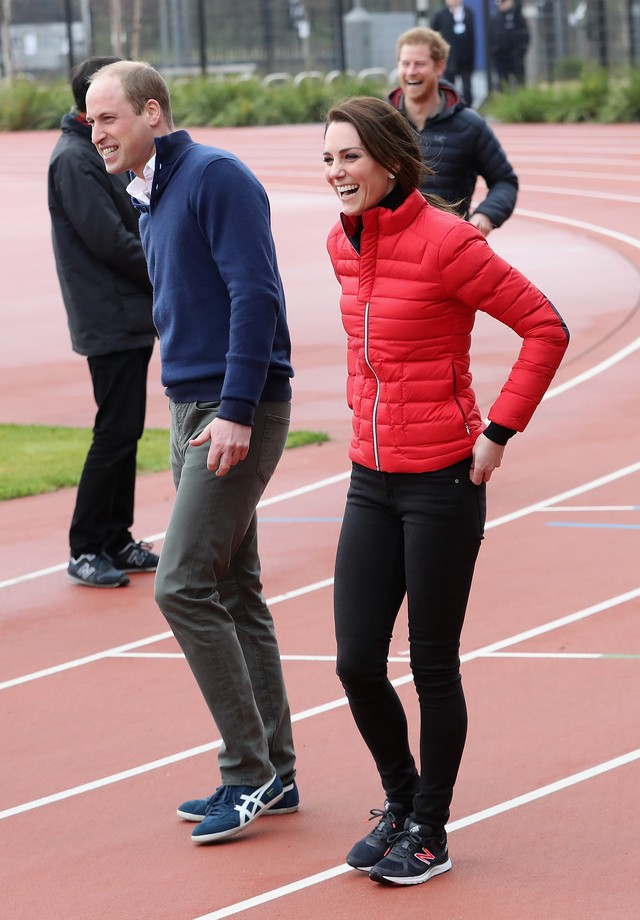 Duque e Duquesa de Cambridge (Foto: Getty Images)