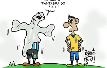 BLOG: Brasil x Argentina no Mineirão...
