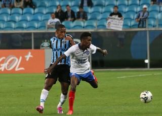 Matheus Citeco, volante do Grêmio (Foto: Diego Guichard)