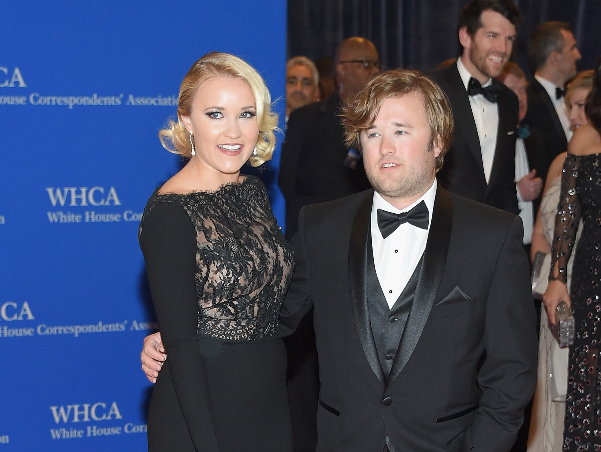 Emily Osment e Haley Joel Osment (Foto: Getty Images)