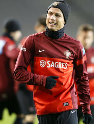 Cristiano Ronaldo Portugal (Foto: EFE)