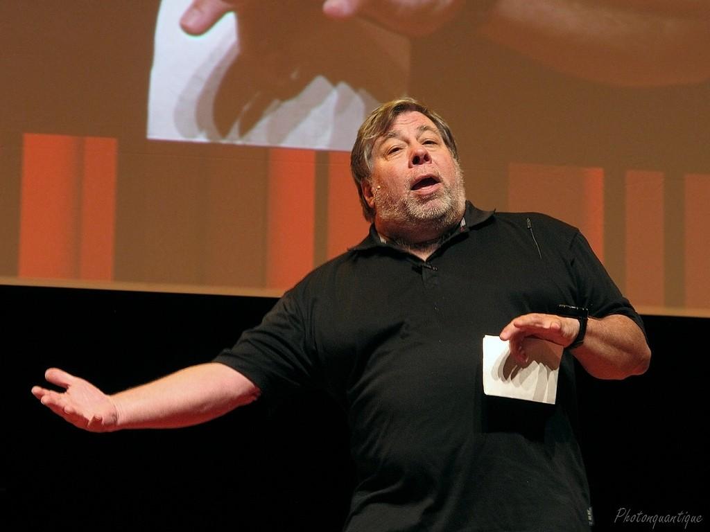 Steve Wozniak (Foto: Flickr/PhOtOnQuAnTiQuE)