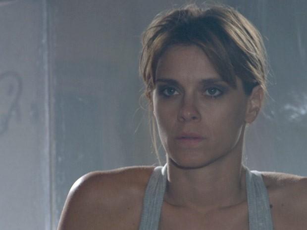 Jéssica fica acabada com as novidade (Foto: Salve Jorge/TV Globo)
