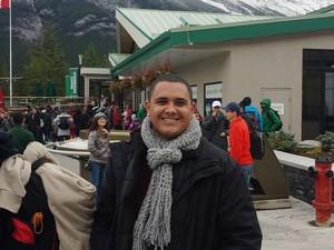 Estudante da Paraíba que foi fazer intercâmbio no Canadá destaca que, apesar das muitas vantagens, estudar fora também propõe desafios. (Foto: Arquivo pessoal / Juliana de Oliveira Mota)