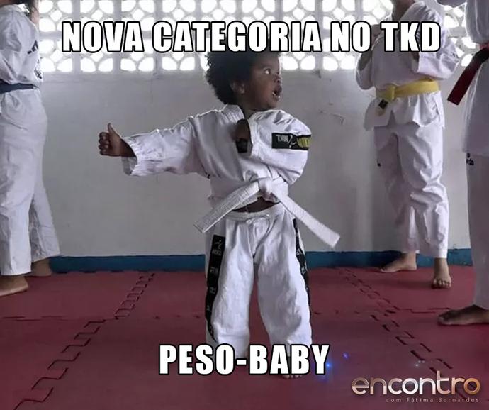 Fo-fu-ra: Kauê dá show no 'Encontro' (Foto: TV Globo)