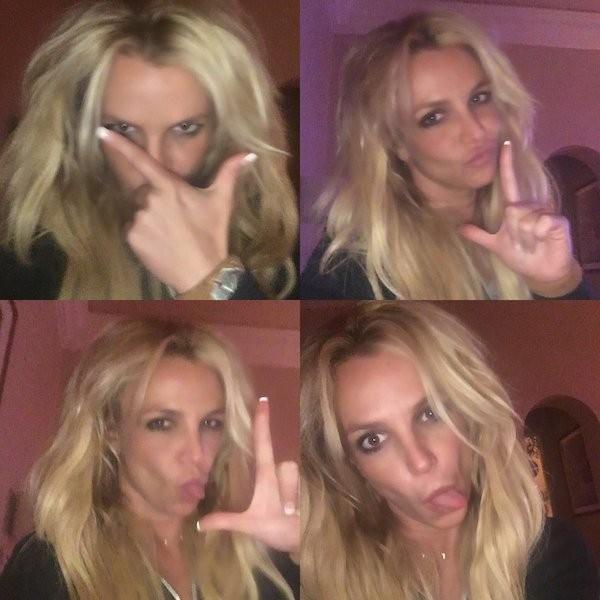 A cantora Britney Spears (Foto: Twitter)
