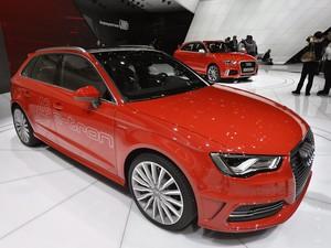 Audi A3 e-tron (Foto: Martial Trezzini/Keystone/AP)
