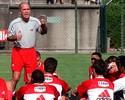 Ceni cita Mário Sérgio para explicar como vai se relacionar com os atletas