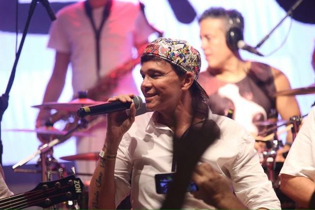 Netinho durane show na Bahia (Foto: Divulgação)