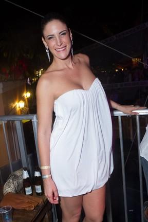 Juliana Lopes do BBB4 no Paradise Weekend 2013 (Foto: Raphael Mesquita / FotoRioNews)