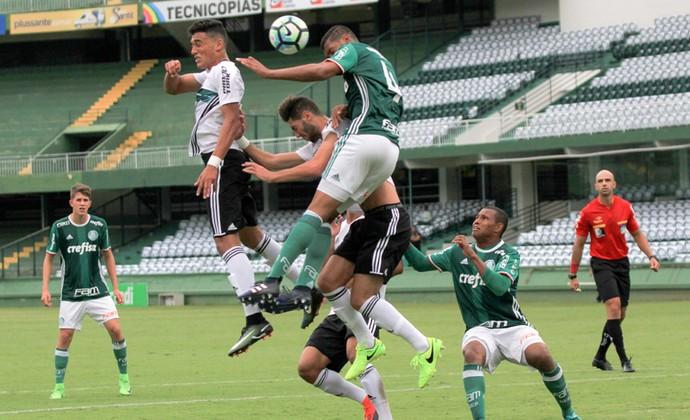 Palmeiras x Coritiba Copa do Brasil Sub-20 2017 (Foto: Divulgação/Coritiba FC)