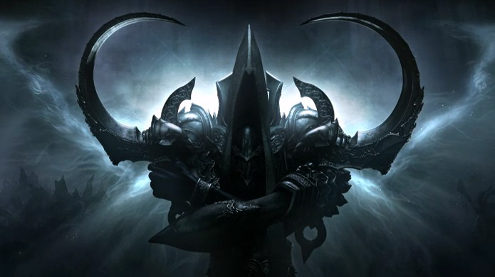 Jogadores terão que enfrentar o anjo da morte em Diablo 3: Reaper of Souls (Foto: Reprodução)