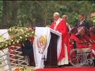 Papa Francisco pede, em Uganda, que o mundo preste atenção à África