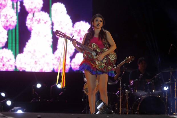 Paula Fernandes (Foto: Paduardo/AgNews)