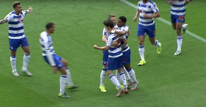 BLOG: Lucas Piazon marca primeiro gol pelo Reading e encerra jejum de sete meses