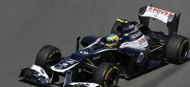Bruno Senna GP do Canadá treino classificatório (Foto: Reuters)